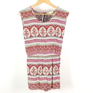 Urban Outfitters Staring at Stars BoHo Romper 1108
